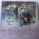 """Princess Diana """"The English Rose"""" 500 Piece Jigsaw Puzzle Added Shipping Cost Outside USA"""