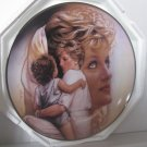 """Princess Diana """"Queen of Compassion"""" Franklin Mint Plate W/COA Added Shipping Cost Outside USA"""