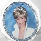 """Princess Diana Tribute Plate"" Franklin Mint Plate W/COA Added Shipping Cost Outside USA"