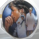 """Princess Diana and Mother Theresa """"Angels Among Us"""" Franklin Mint Added Shipping Cost Outside USA"""