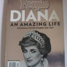 People-Diana an Amazing Life-People cover stories 1981-1997 Added Shipping Cost Outside USA