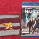 Hancock + Limited Edition Hat (Blu-ray, 2008) Will Smith, Jason Bateman