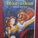 Walt Disney's Beauty and the Beast (VHS, Special Platinum Edition)