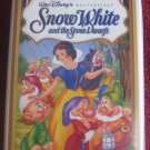 Snow White and the Seven Dwarfs (VHS 1994)