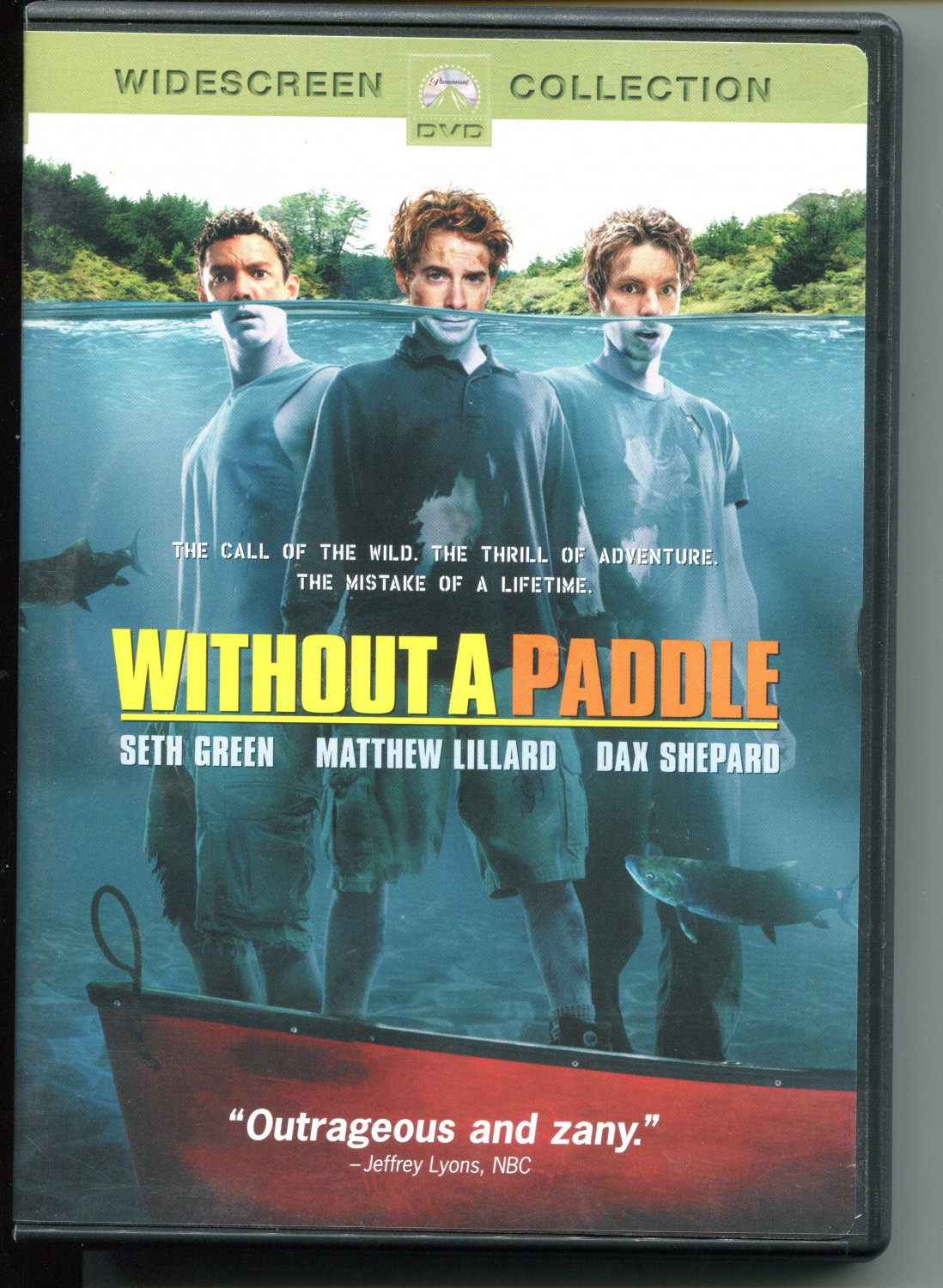 Without A Paddle (DVD 2005, Widescreen Collection)