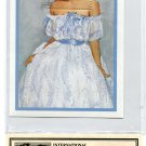 Princess Diana Royal Gown Int'l Collectors Society Stamp Added Shipping Cost Outside USA