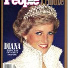 Princess Diana People Magazine Tribute Diana Added Shipping Cost Outside USA