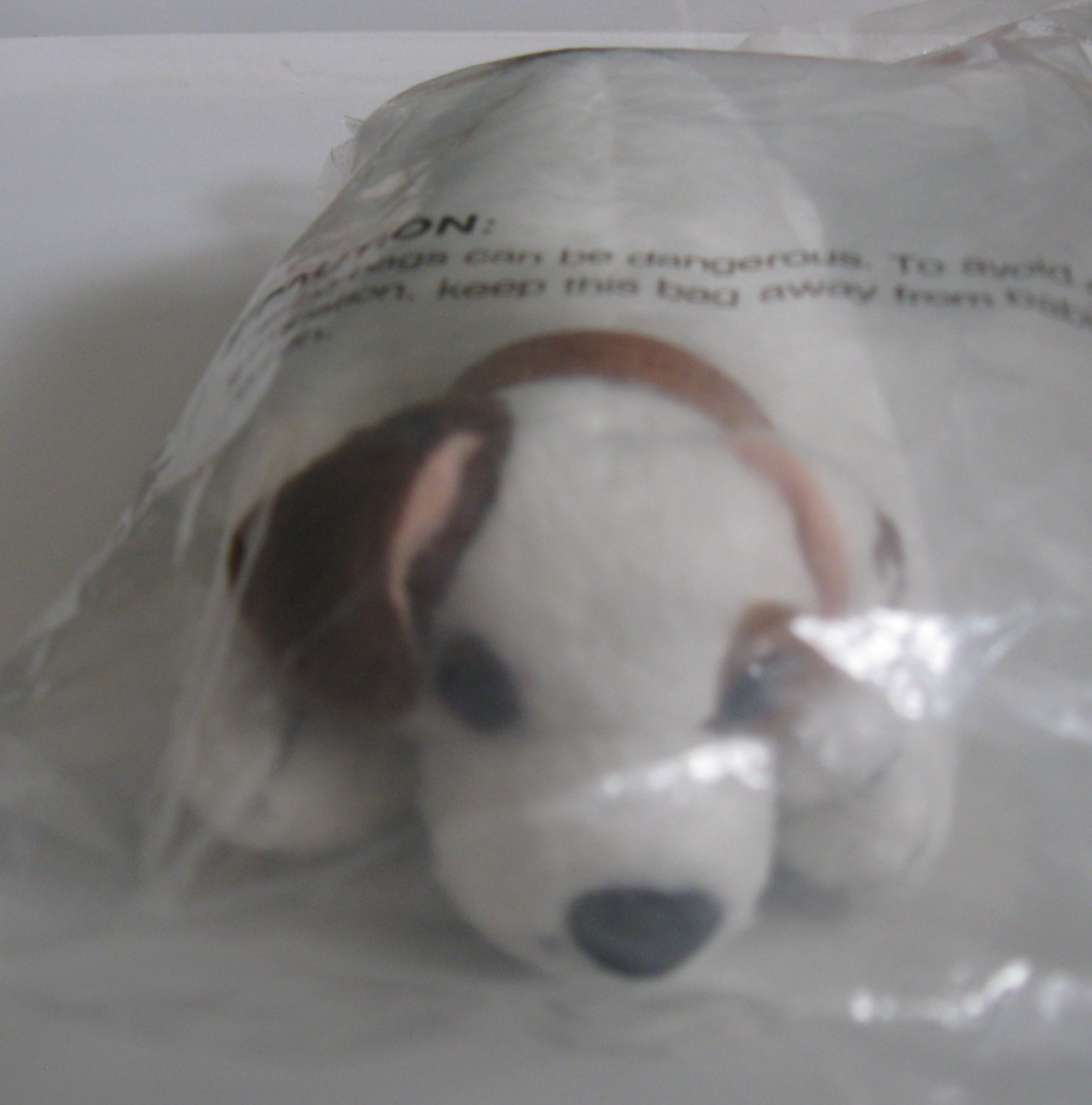 Wishbone The Jack Russell Terrier Small Plush 1996