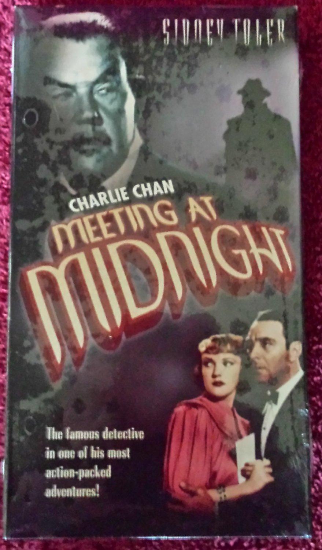 MEETING AT MIDNIGHT (VHS 1996)