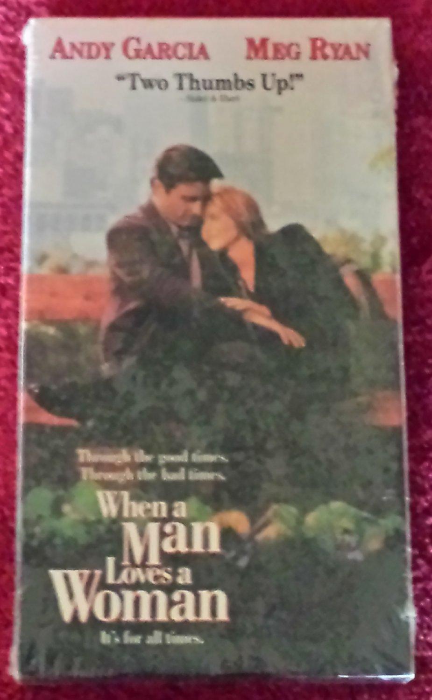 When a Man Loves a Woman (VHS, 1994)