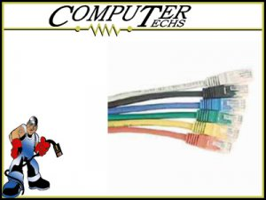 1 Foot Cat5e Patch Cable