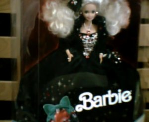 1991 Happy Holidays Barbie