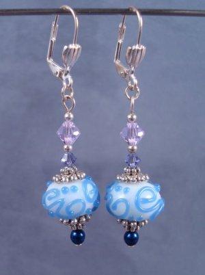 Gorgeous Lamprowk Earrings