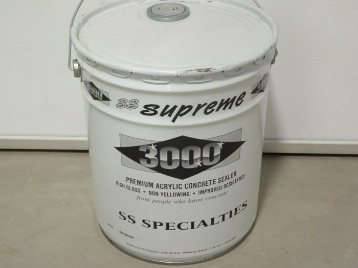 SS Supreme 3000 High Gloss 5 Gallons