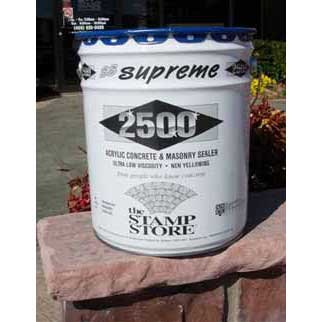 SS Supreme 2500 Medium Gloss 5 Gallons