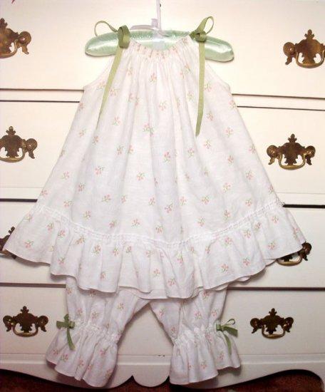 Saige - Pillowcase Dress - Spring Dress - Little Girls Summer Dress