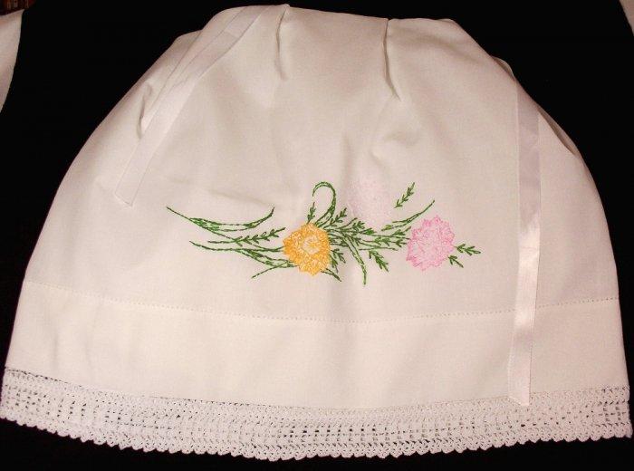 Greta - Pillowcase Dress - Heirloom Dress - Little Girl Dress