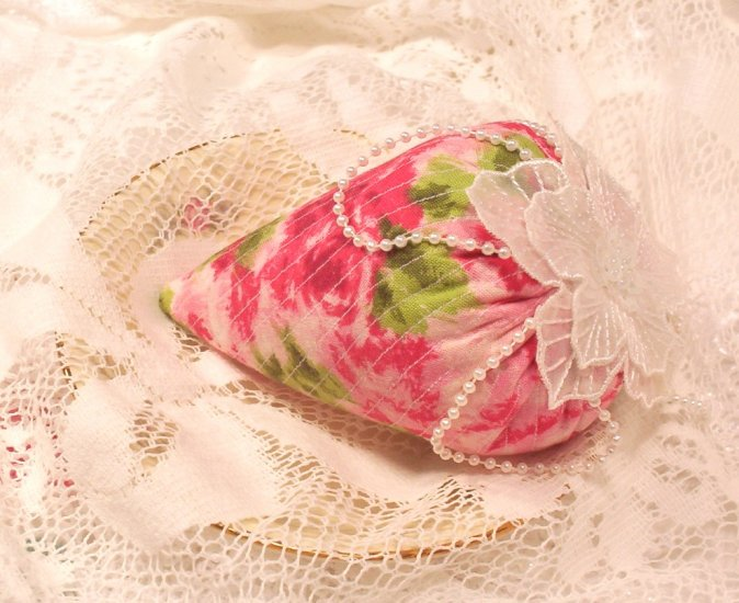 Strawberry Shaped - Lavender Sachet - Sachets- Scented Gift Ideas