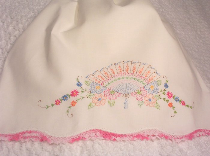 Fannie -Pillowcase Dress - Baby - Infant - Toddler - Little Girl Dress - Vintage Heirloom Dress