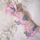 Shabby Chic - Vintage Hankie - Lavender Sachet - Sachets - Gift Ideas - PK