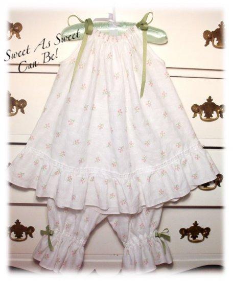 Saige - Pillowcase Dress - Spring Dress  -Little Girls Summer Dress