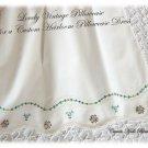 Brandi - Embroidered -Pillowcase Dress - Girls Summer Dress