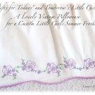 Emily - Pillowcase Dress - Custom Made - Vintage - Baby and Little Girls Dresses