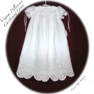 Special Request for Vonda - Vintage Pillowcase Christening Gown