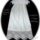 Special Request for Mary Ann - Infant Christening Gown from Family Vintage Table Runner