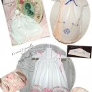 For Joanne - Pillowcase Dress - Halter Top - Hanky Doll - Jacket - Mono Onsie - Hanger Cover