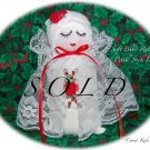 Noel - French Inspired - Sock Baby - Sock Doll - Christmas Doll
