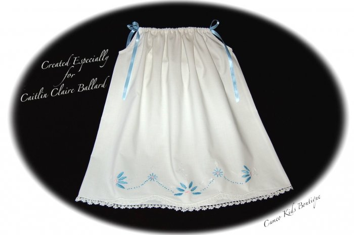 Michelle - Pillowcase Dress - Summer Dresses - Toddler Dress - Little Girl Dress