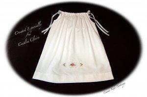 Special Request for Carole - Jennifer - Vintage Pillowcase Dress