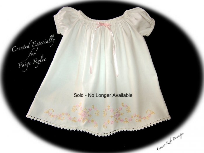 LiliAnn - Vintage Pillowcase Dress - Pick Your Dress Style