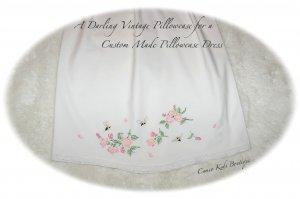 Beatrice - Little Girls Summer Pillowcase Dress - Sun Dress