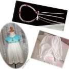 Custom Order for Shannon Only - Headband - Chenille Pantaloons - Callie Pillowcase Dress Onesie