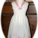 Esther - Pillowcase Dress or Top for Little Girls - Sun Dress - Praying Hands