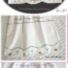 Reserved for Katharine Welder - Three Custom Vintage Pillowcase Dresses