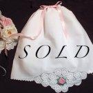 Petals - Vintage Pillowcase Dress - Little Girl Beach Portrait Dress