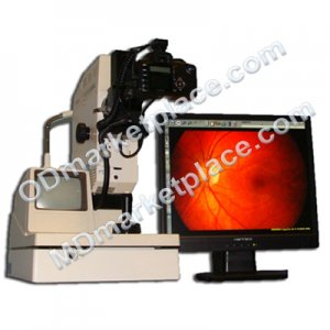 Canon CR4 Digital Retinal Camera