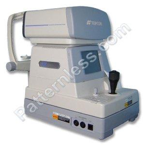 Topcon KR8800 Autorefractor Keratometer