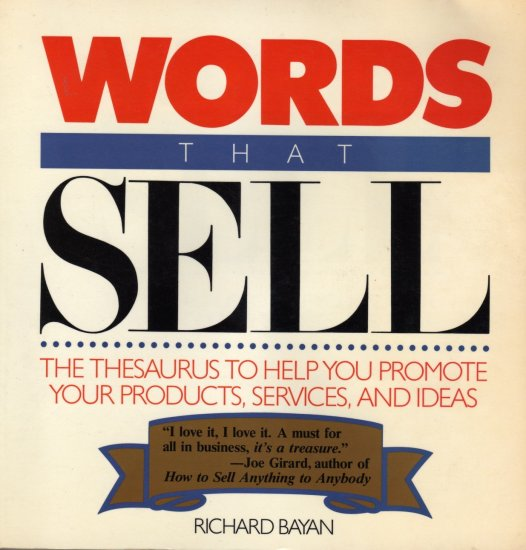 Words that Sell (Paperback)