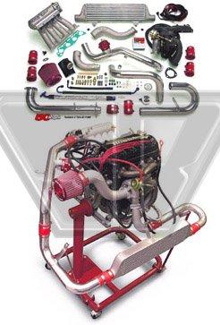 Performer X Turbo Kit 96-00 D16Y8 SOHC OPEN TRACK #1504
