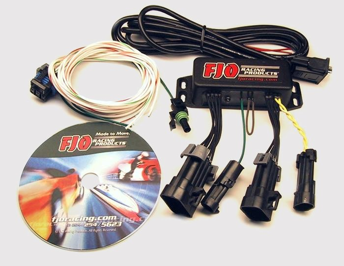 FJO Wideband AFR System Single Channel