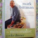 The Minimalist Cooks Dinner Mark Bittman HB DJ 2001