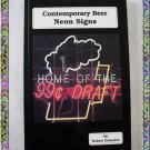 Contemporary Beer Neon Signs Value Guide 1994