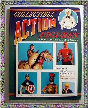 Action Figures Identification and Value Guide 1996