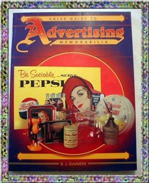 Advertising Memorabilia Value Guide 1994 Good Condition