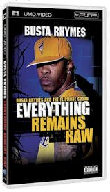 UMD-BUSTA RHYMES (PSP) Every Thing Remain Raw