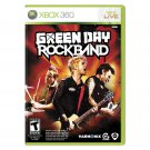 GREEN DAY: Rock Band for XBOX 360 by MTV Games EA Harmonix XBox360 Rated T
